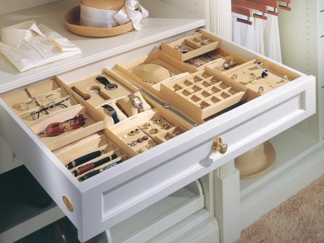 Closet Jewelry Organizer Ideas