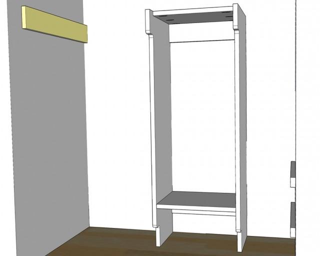 Closet Organizer Plans For Small Closet