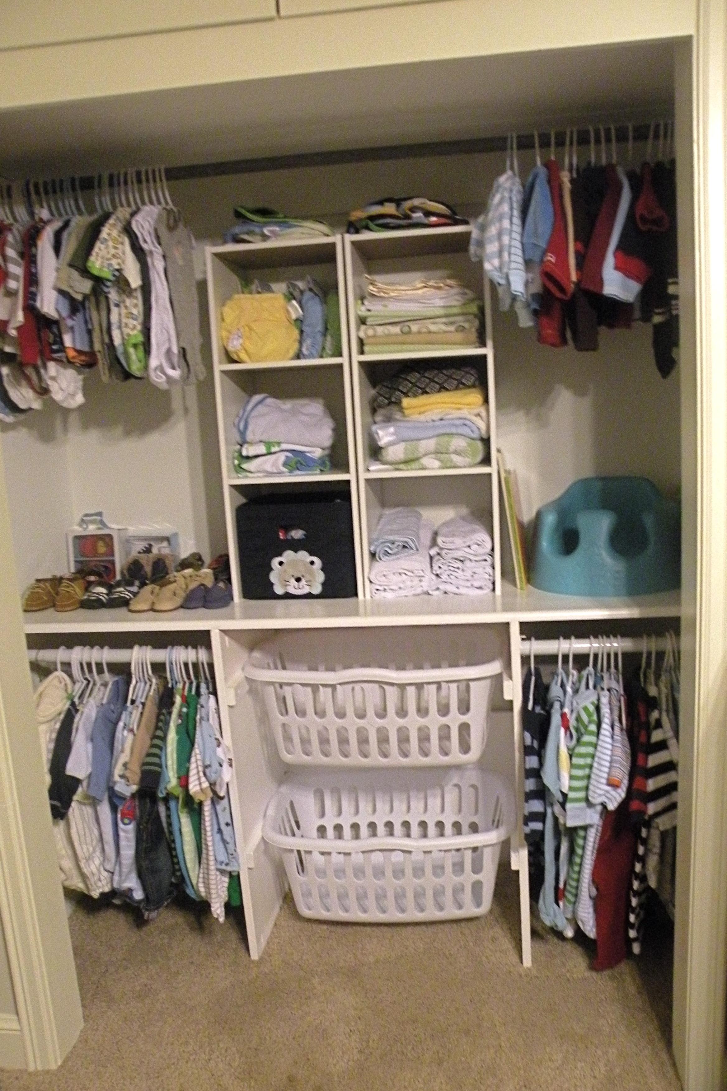 Closet organizers for baby room home design ideas for Room closet organizer