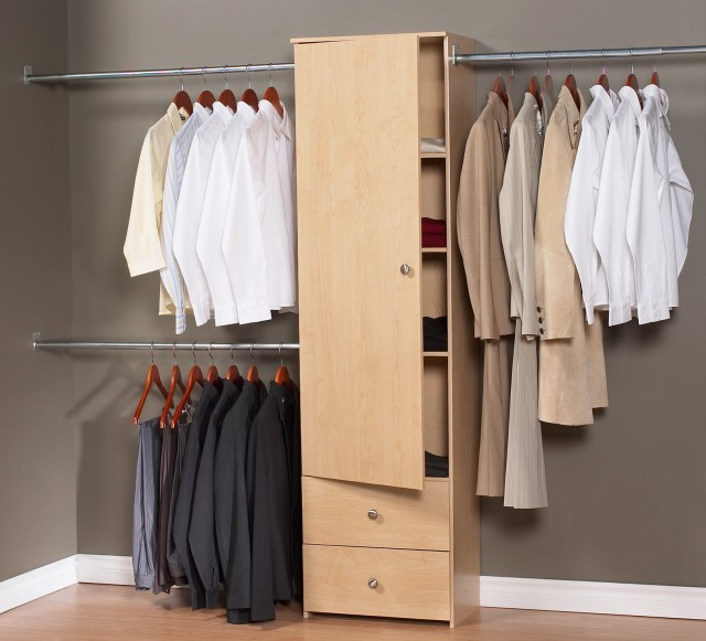 Closet Organizers With Drawers Walmart