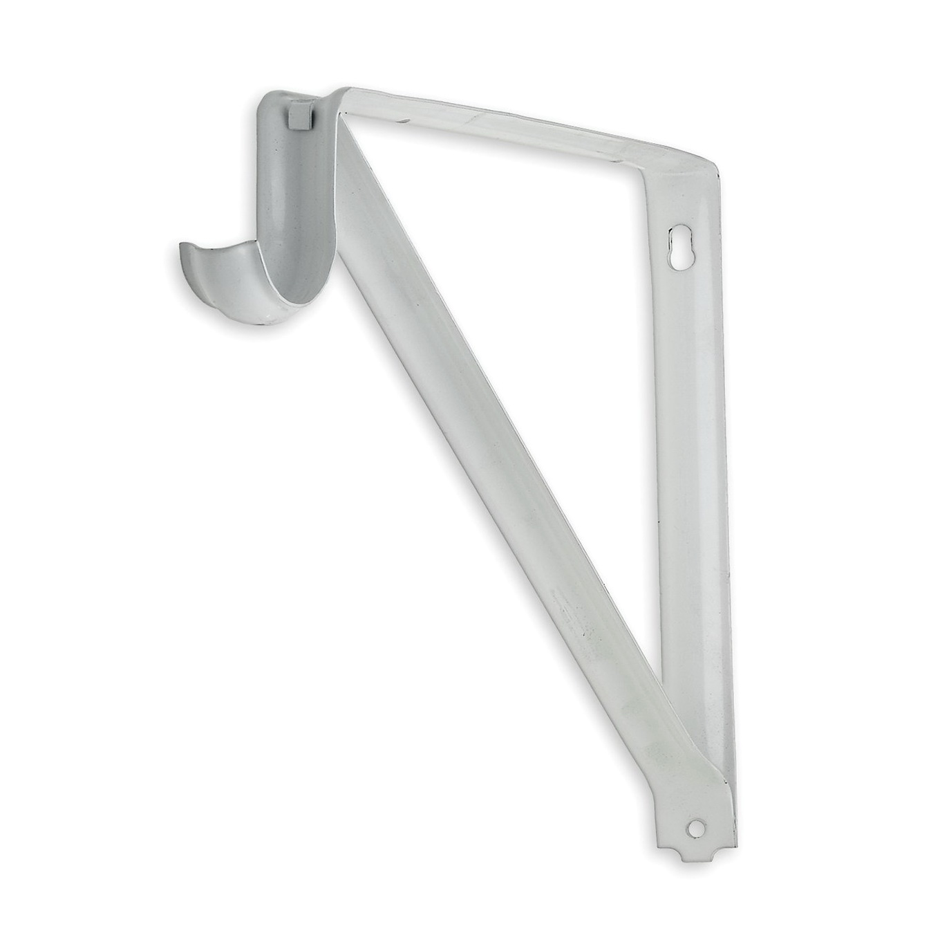 Closet Pole Brackets Hardware Home Design Ideas