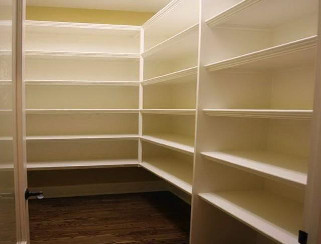 Closet Shelf Storage Ideas
