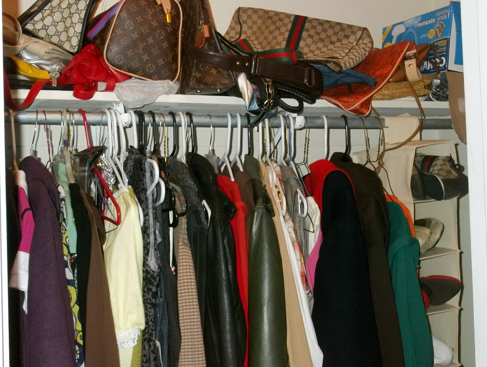 Closets Are For Clothes Shirt