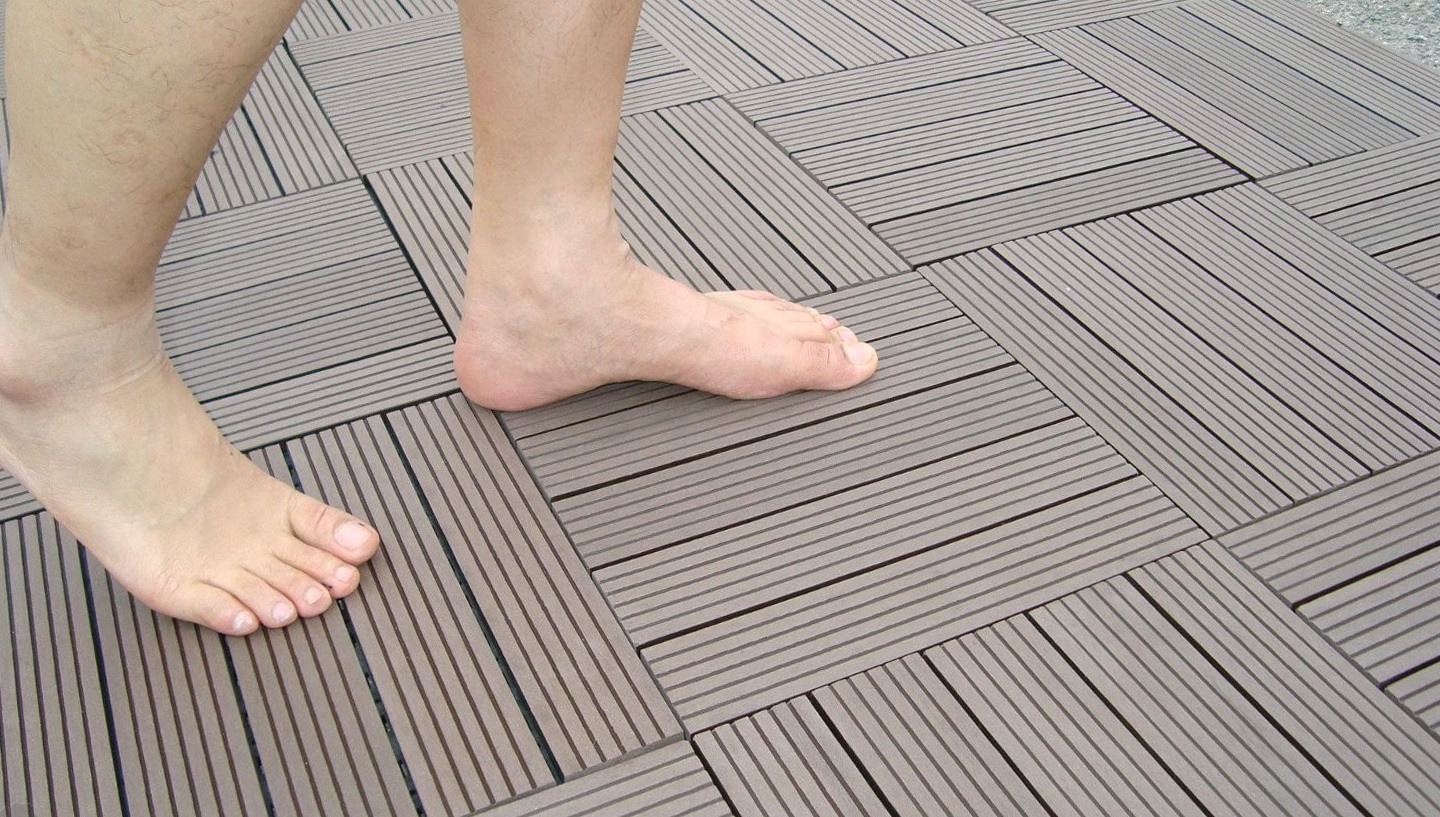 Composite Deck Tiles Reviews Home Design Ideas