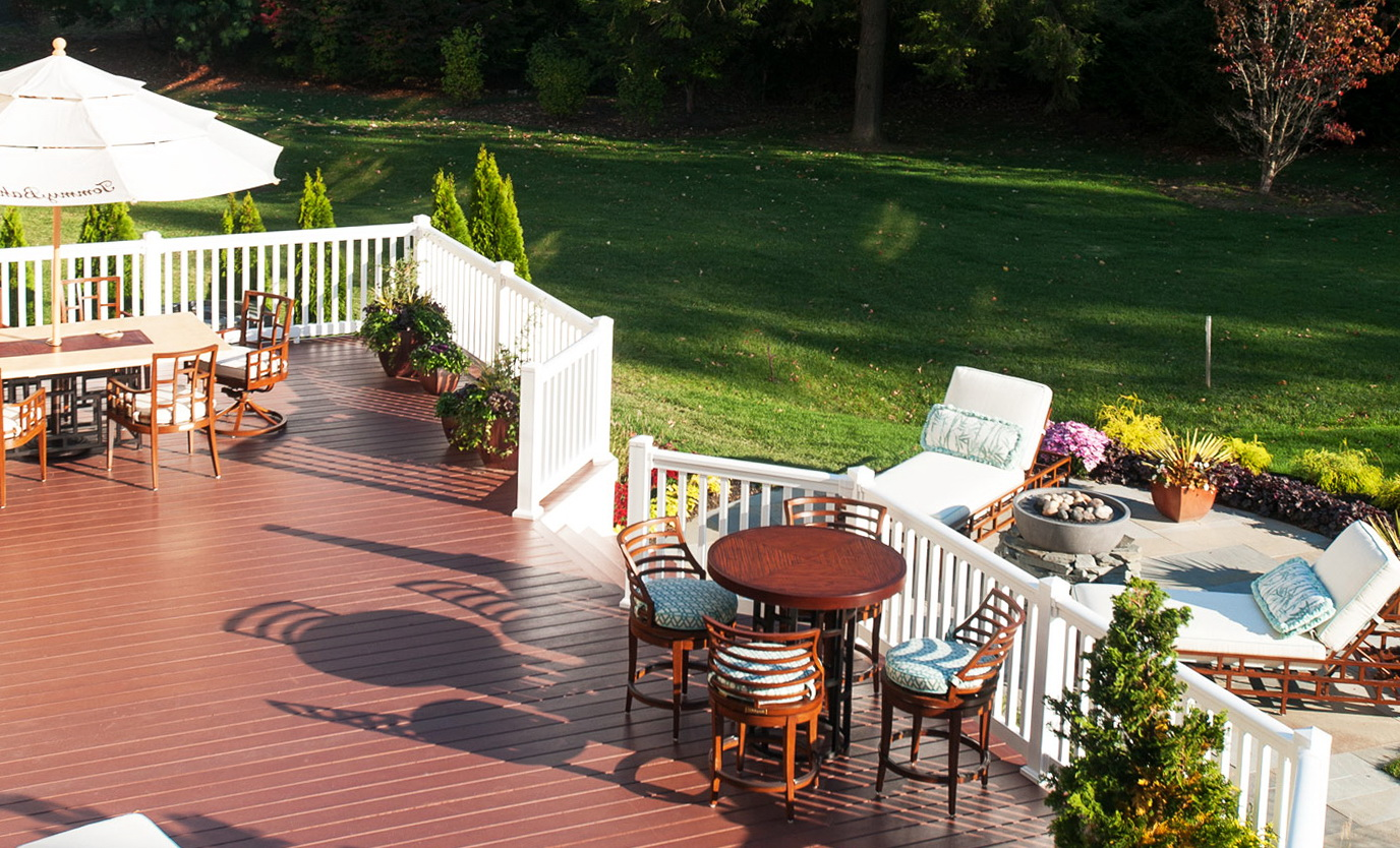 Composite Decking Material Wholesale