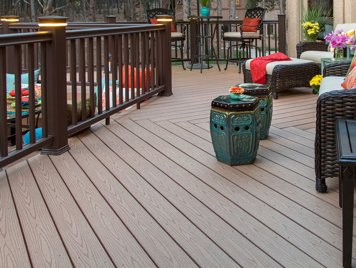 Composite decking materials comparison home design ideas for Composite decking comparison