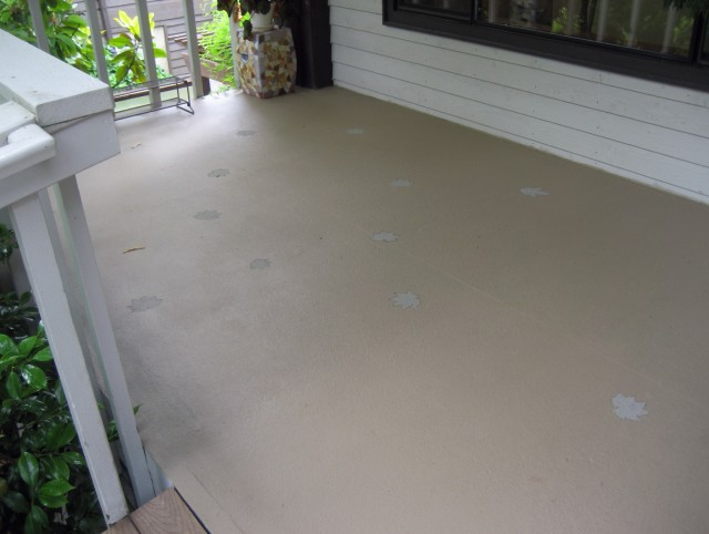 Concrete Deck Coating Systems
