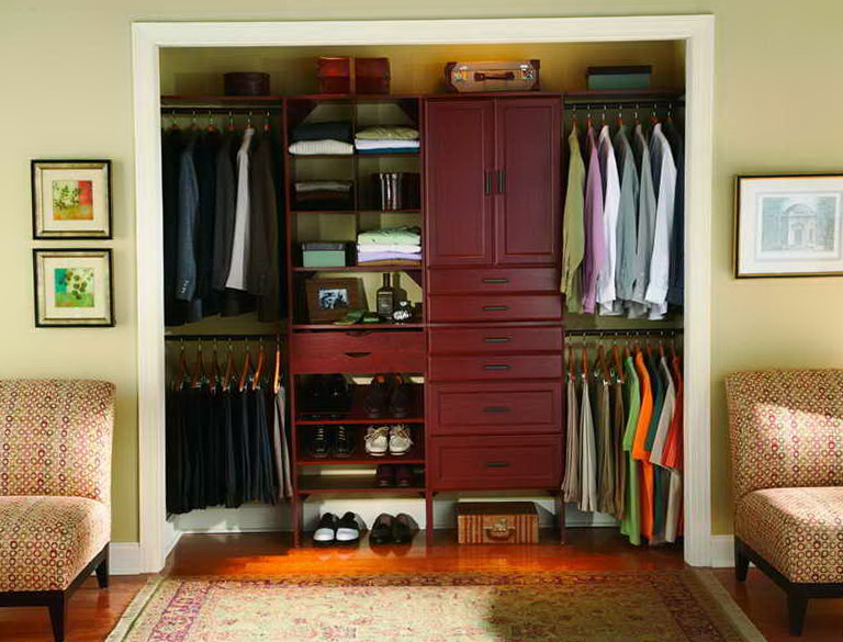 Container Store Closet System Reviews