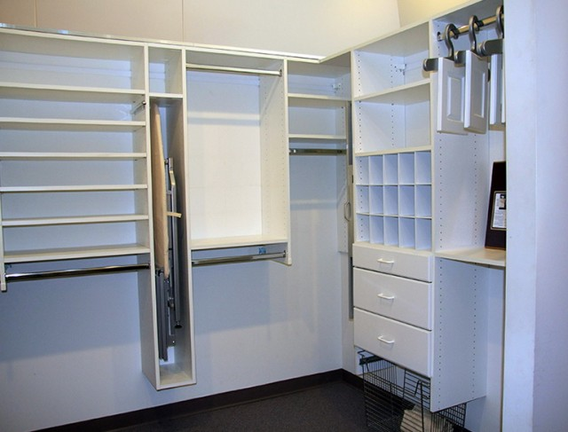 Custom Closet Systems Do It Yourself Home Design Ideas