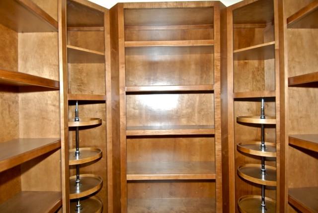 Custom Closet Shelving Systems