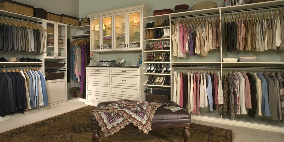 Custom Master Bedroom Closets | Home Design Ideas