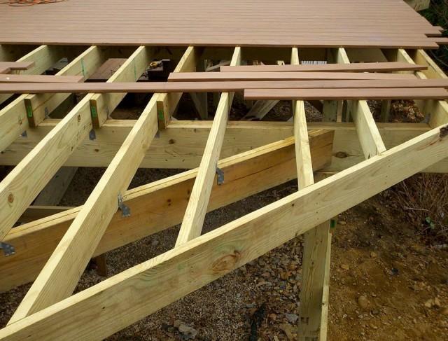 Deck building tips magic home design ideas for Construction tips and tricks