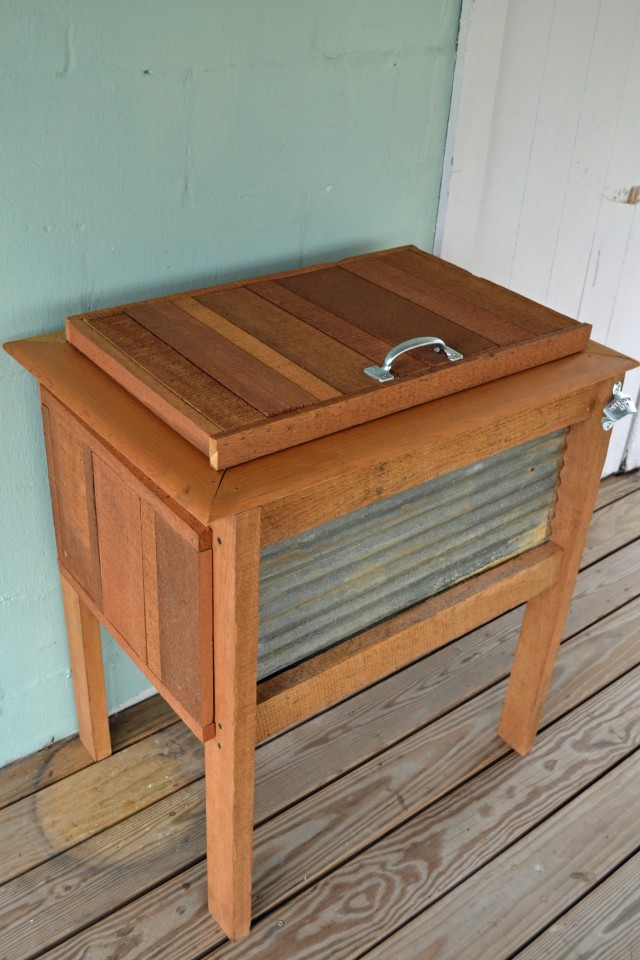 Deck Cooler Box Plans
