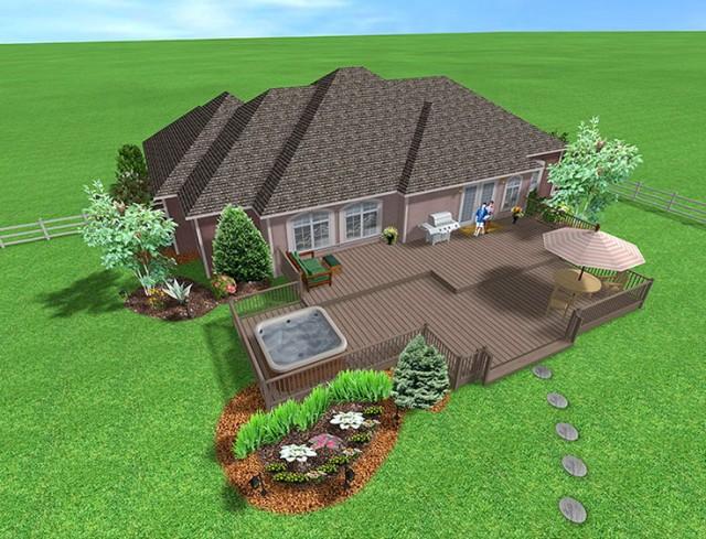 Deck Design Plans Software