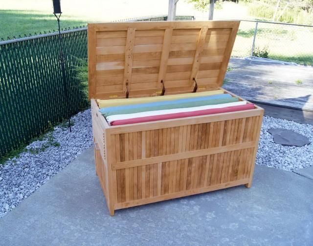 Deck Garden Box Designs