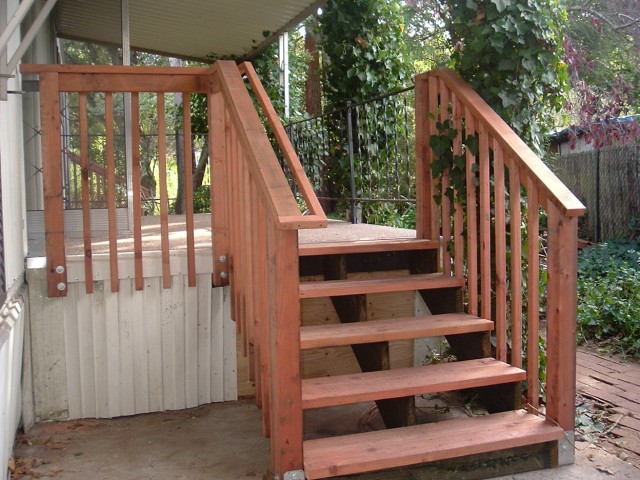 Deck Handrail Code Mn