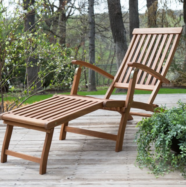 Deck Lounge Chairs Outdoor