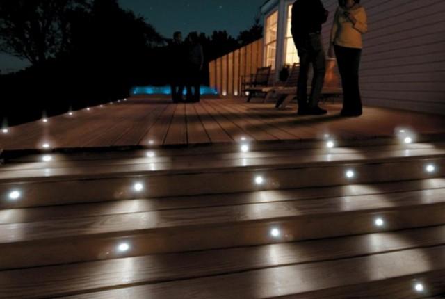 Deck Step Lights Low Voltage