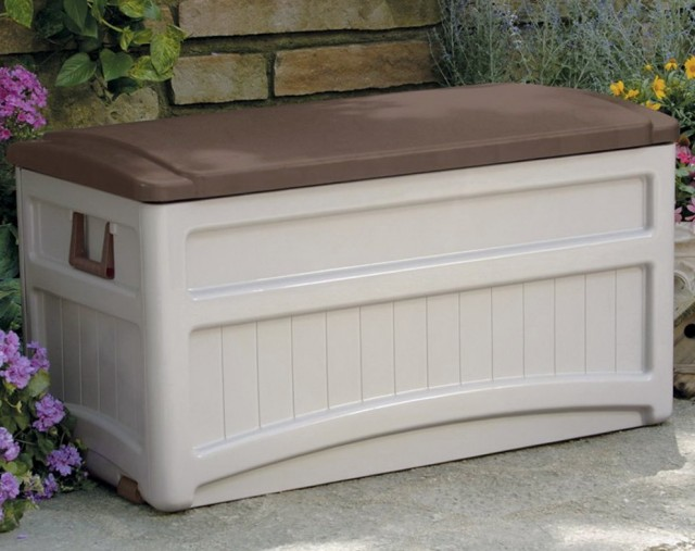 Deck Storage Box Home Depot
