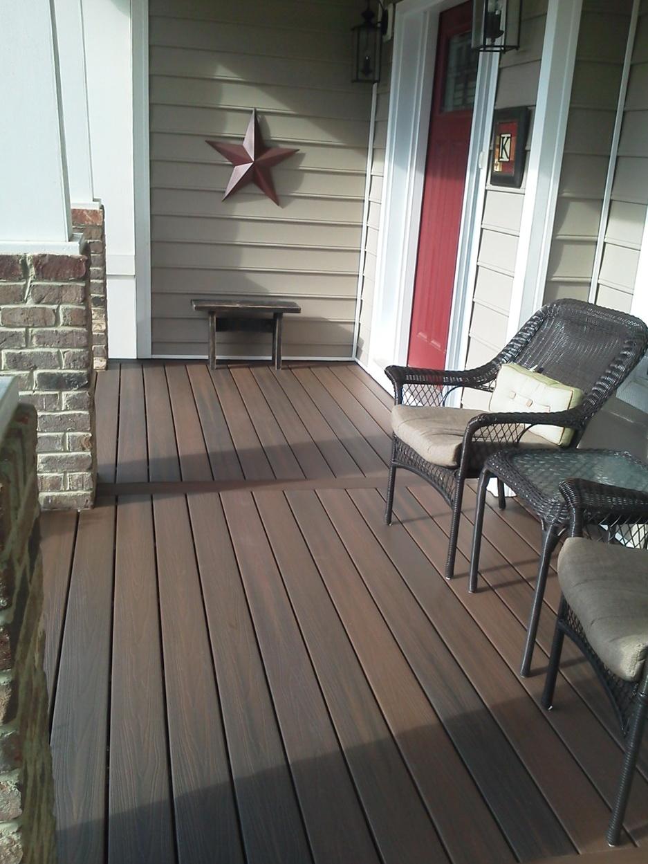 Relatively Deck Tiles Over Concrete Porch | Home Design Ideas NV13
