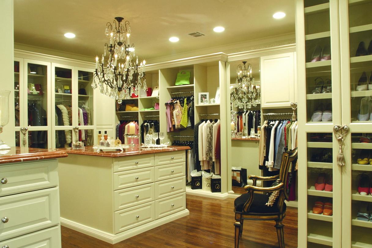 Designing A Closet On A Budget
