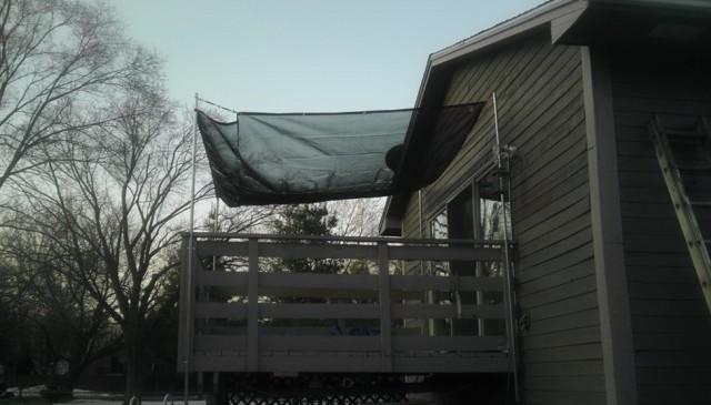 Permanent Awnings For Decks | Home Design Ideas