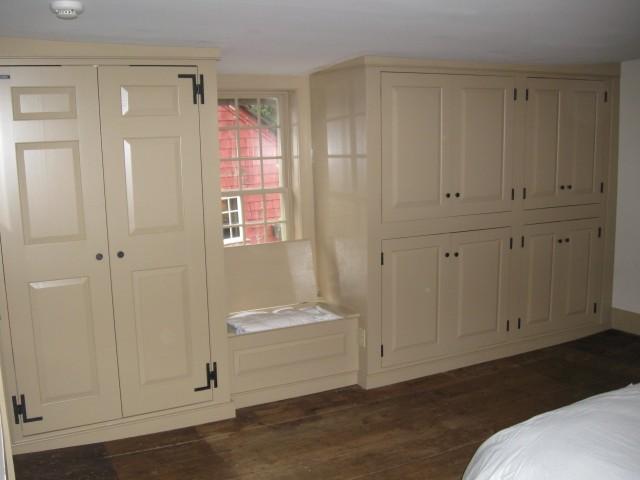 Diy Bed In A Closet
