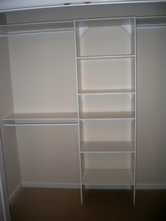 Diy Closet Design Plans