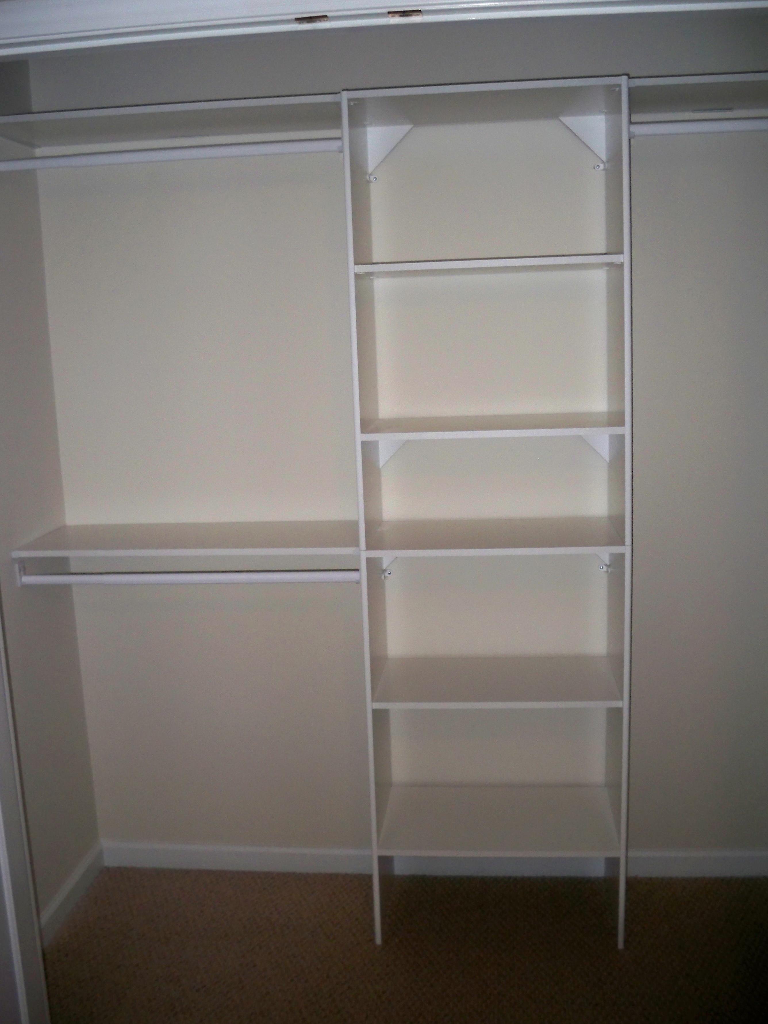 Diy Closet Design Plans
