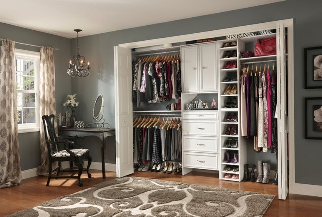 Diy Closet Storage Organization