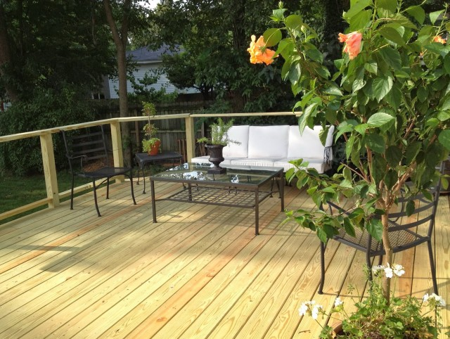 Diy Deck Railing Ideas