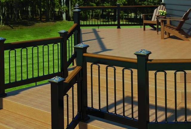 Diy Deck Railing Systems