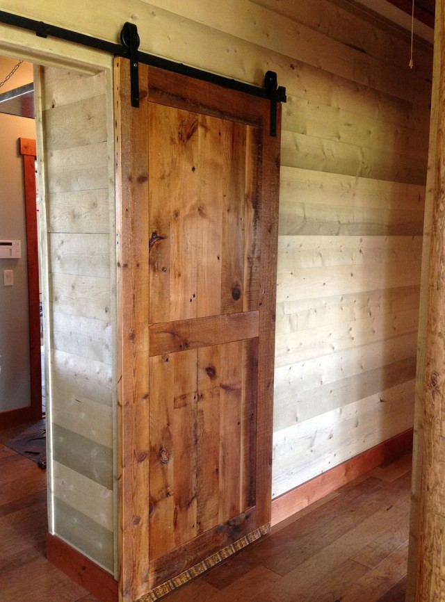 Diy Rustic Closet Doors