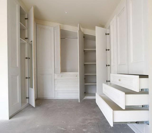 Diy Wardrobe Closet Plans