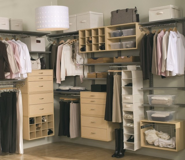 Do It Yourself Home Design: Do It Yourself Closet Systems