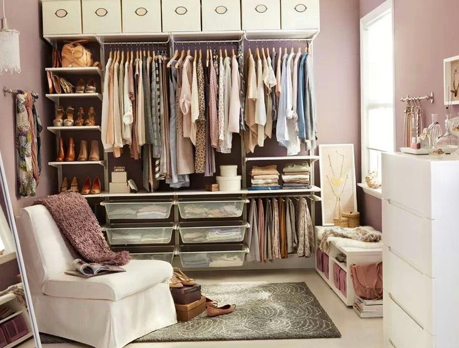 dresser in closet pinterest home design ideas. Black Bedroom Furniture Sets. Home Design Ideas