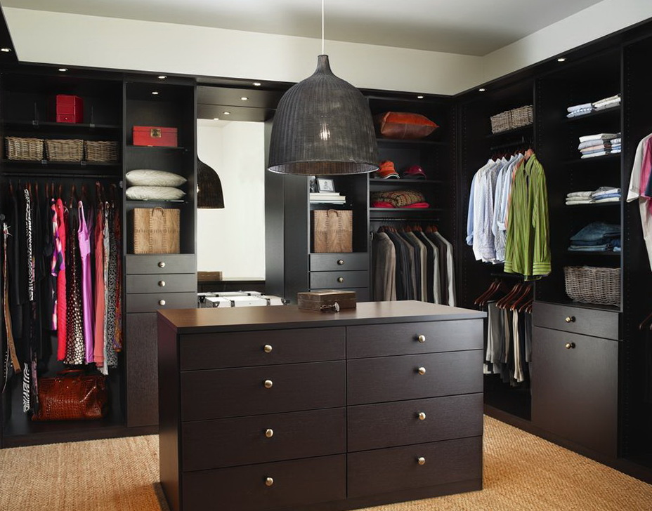 Extra closet storage ideas home design ideas for Extra closet storage