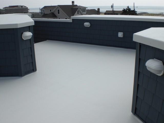 Fiberglass Roof Deck Philadelphia
