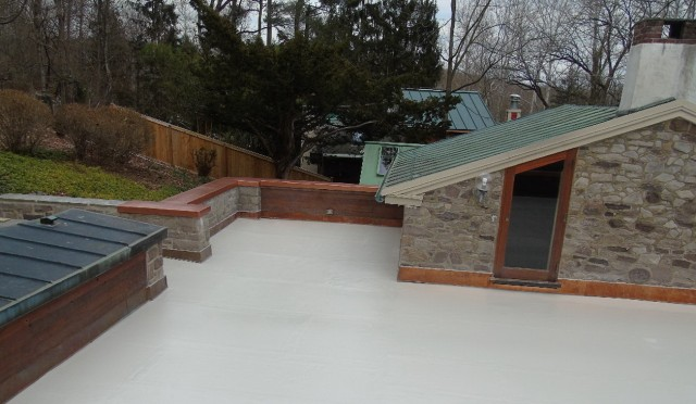 Fiberglass Roof Deck Repair Philadelphia