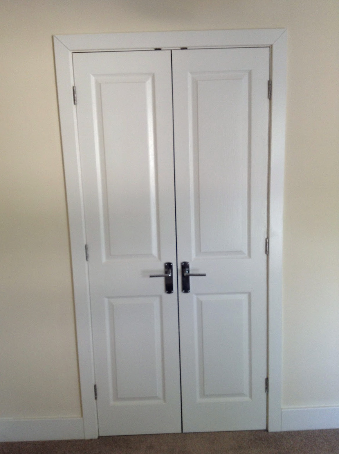 Folding Closet Door Sizes Home Design Ideas