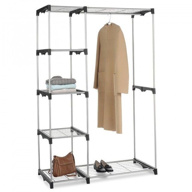 Free Plans For Closet Organizer