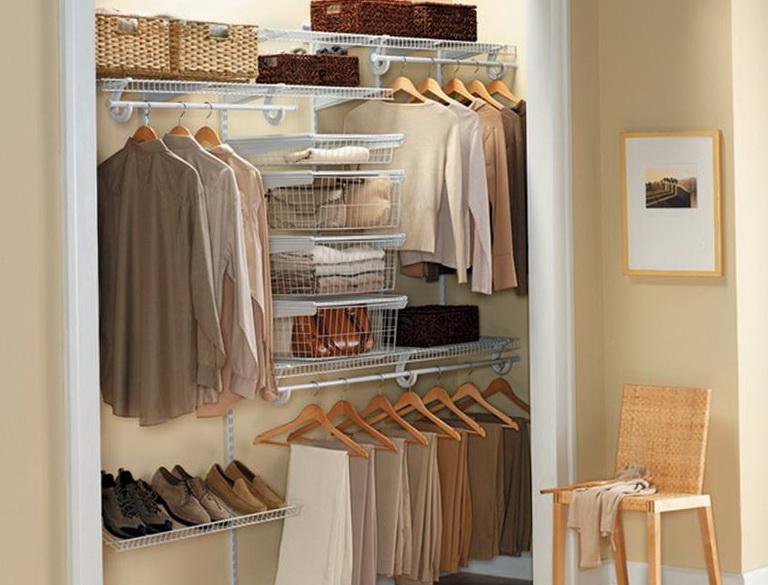 Home Depot Closet Design Services