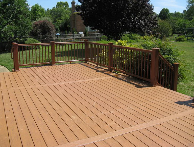 Home Depot Composite Decking Cost Home Design Ideas