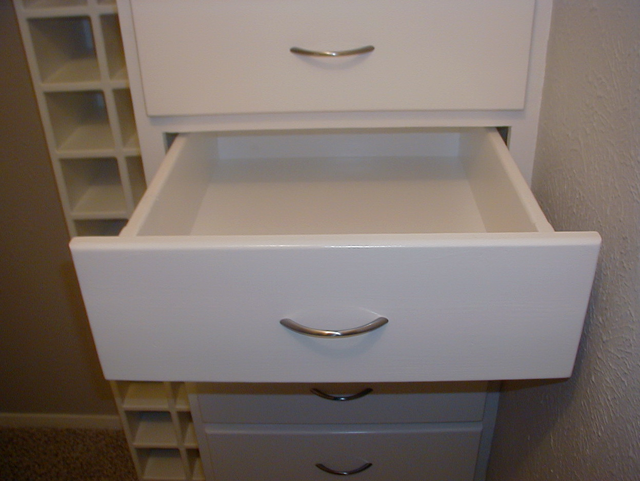 How To Install Closet Drawer Organizer