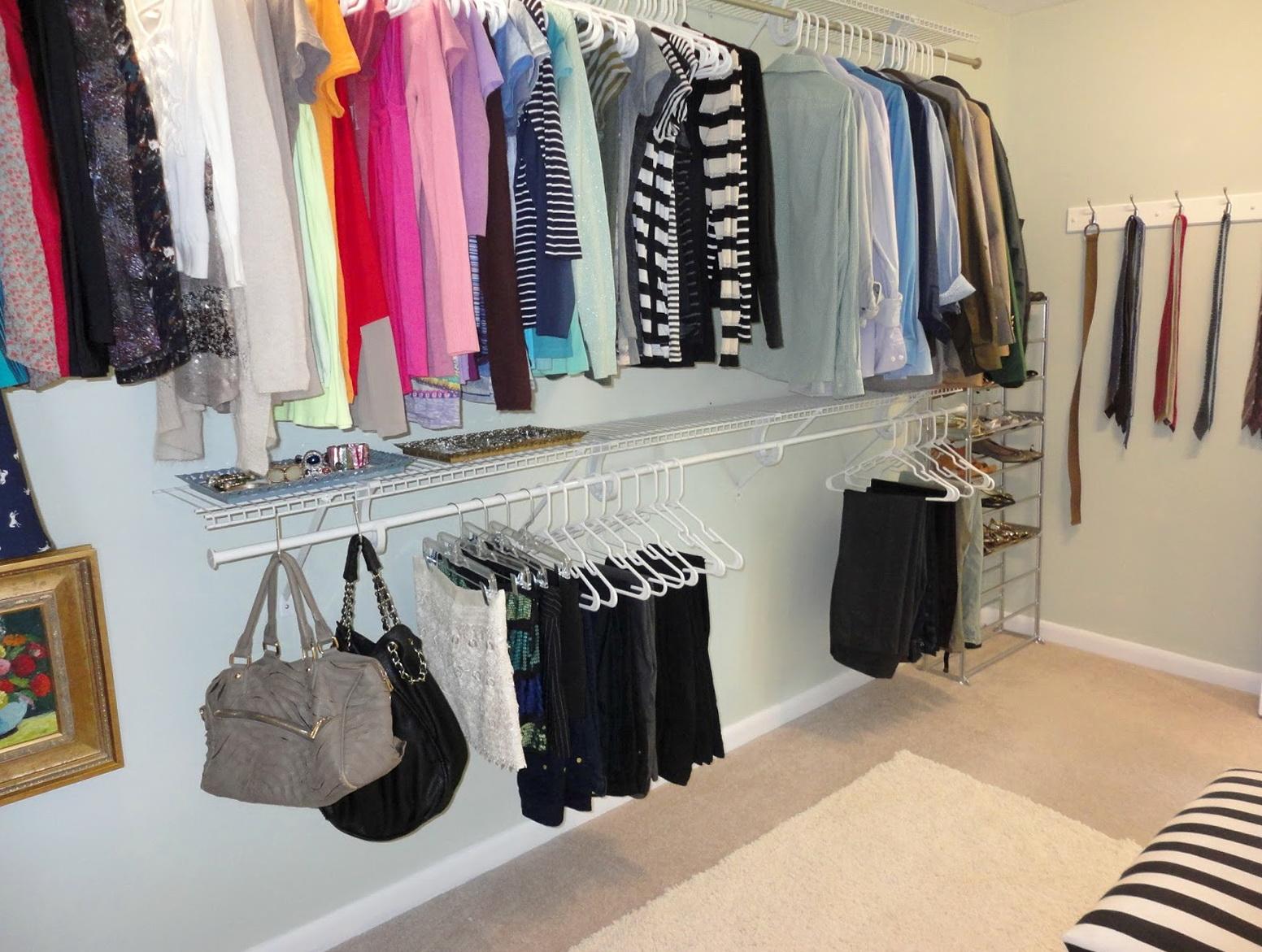 How To Make A Closet Bigger
