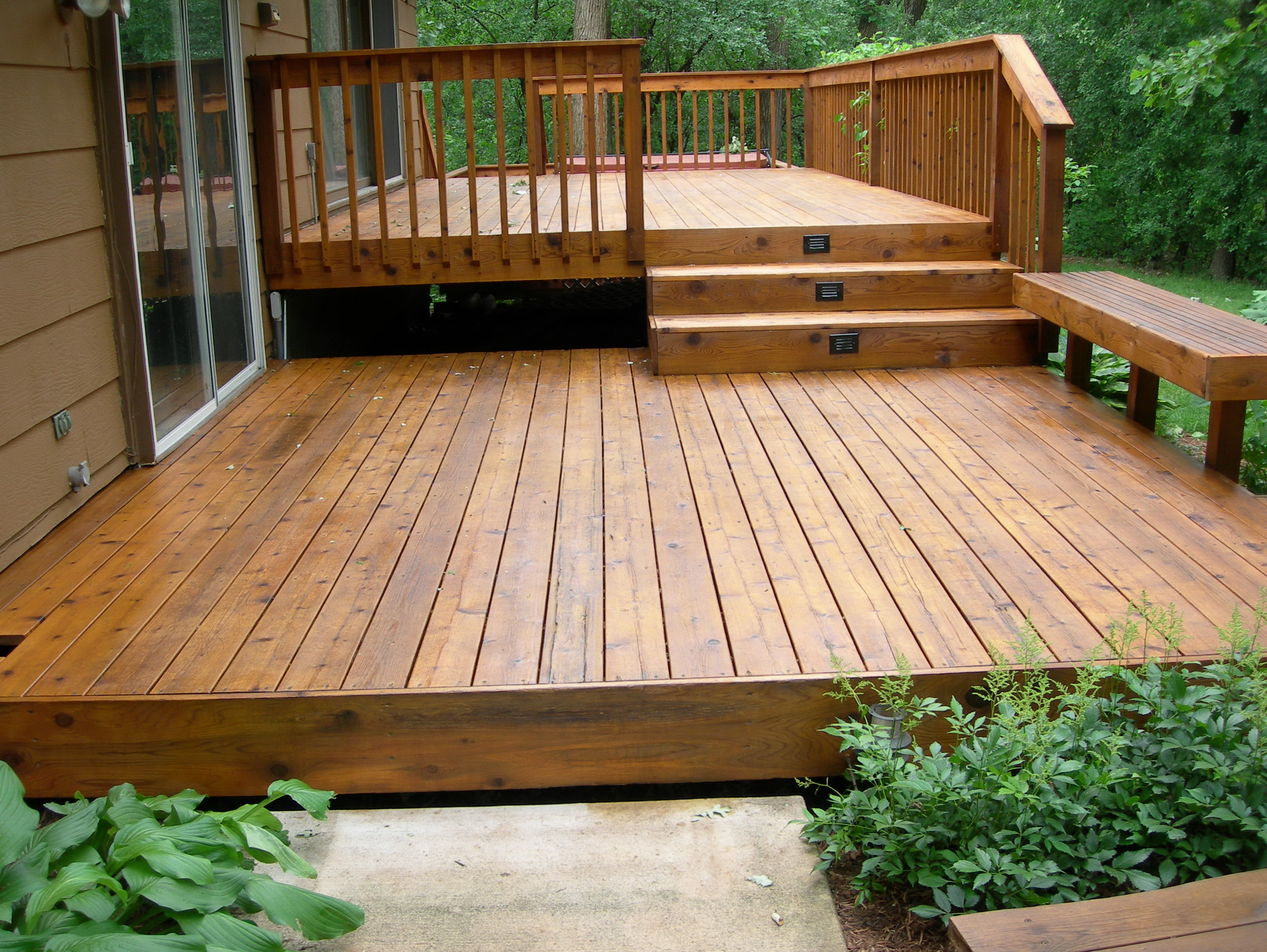 How To Seal A New Deck Home Design Ideas