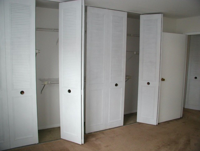 Ideas For Closet Doors Diy