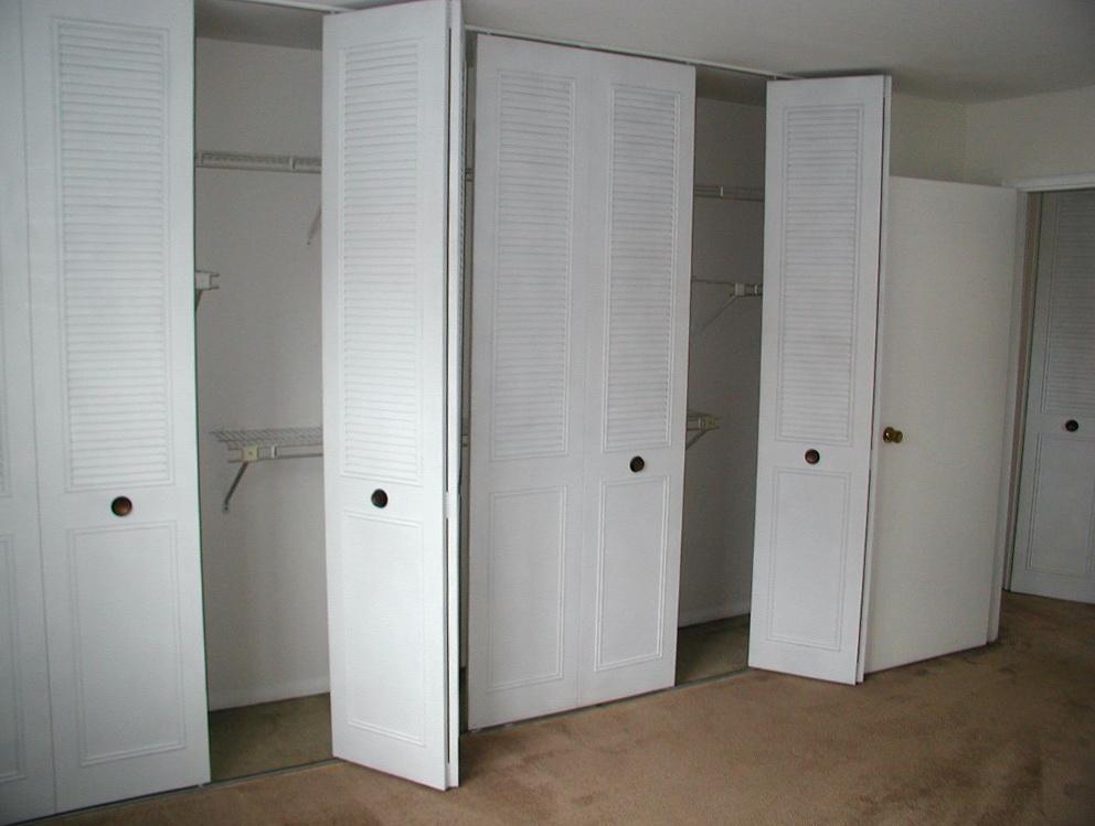 Ideas For Closet Doors Diy
