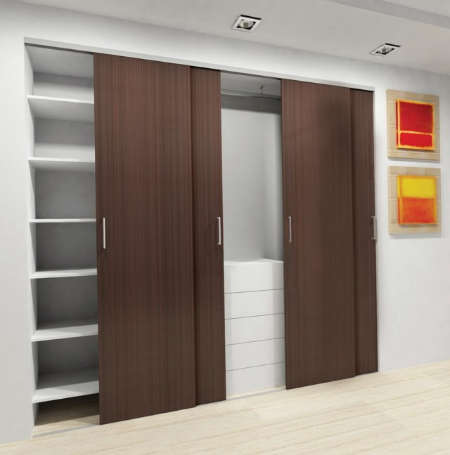 Ideas For Closets In A Bedroom