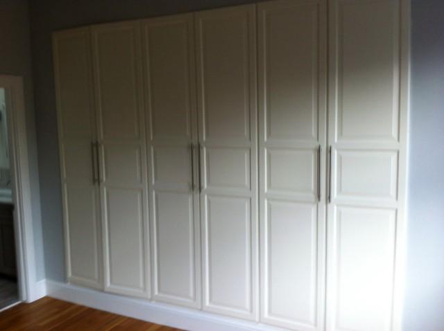 Ikea Pax Built In Closet